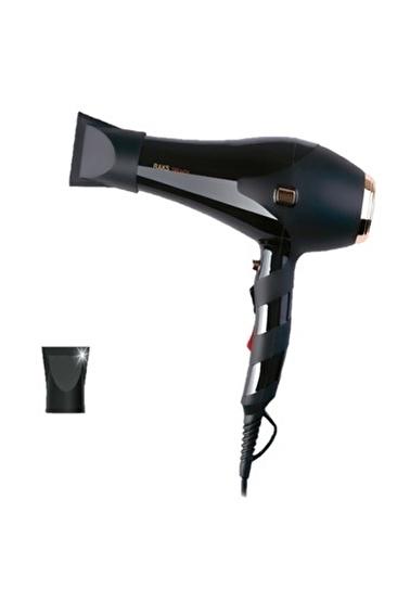Raks Trendy Saç Kurutma Fön Makinesi Siyah Siyah